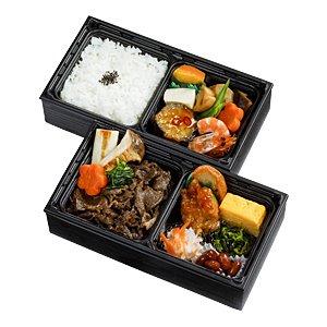 画像1: 和王すき焼き なごみ弁当[お茶付き]